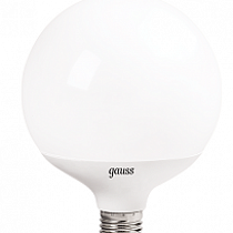 Лампа Gauss G125 22W 1840lm 6500K E27 LED 1/24